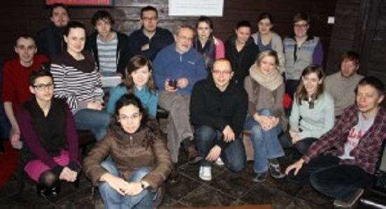 9th Winter Seminar in Social Cognition Zakopane 2012