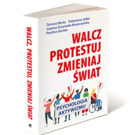 New book on psychology of activism