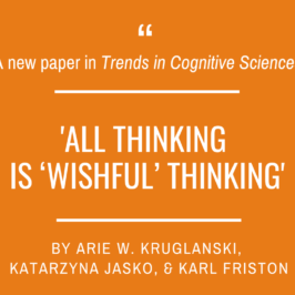 New paper in Trends in Cognitive Sciences!
