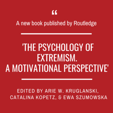 A new book co-edited by Ewa Szumowska published by Routledge!